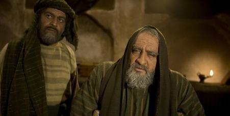 خضوع محمد حنفيه در مقابل امام سجاد(ع)