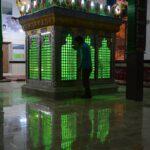 تصاویر جدید ضریح امامزده محمد ابن اسحاق ابن محمد (محمد حنفیه)
